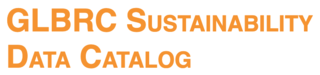 GLBRC Sustainability Data Catalog