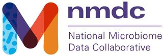 The National Microbiome Data Collaborative's logo